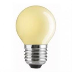 Melegfehér LED dekorációs fényforrás Party fényhez (E27)