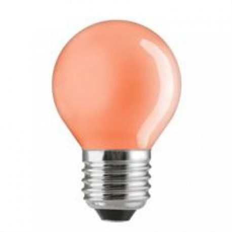 Piros LED dekorációs fényforrás Party fényhez (E27)