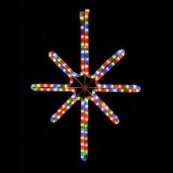 Esthajnal csillag 31x45cm színes