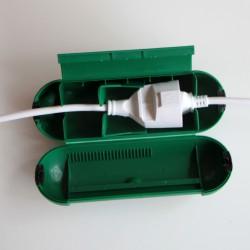 Védőborítás elosztóhoz (zöld)