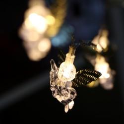 SIGNE elemes angyalka fényfüzér