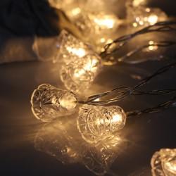 BELL elemes harang fényfüzér