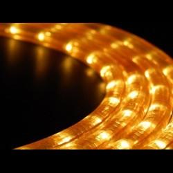 Sárga fénykábel 6m es vezérelhető szett