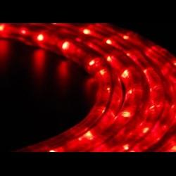 Piros fénykábel 6m es vezérelhető szett