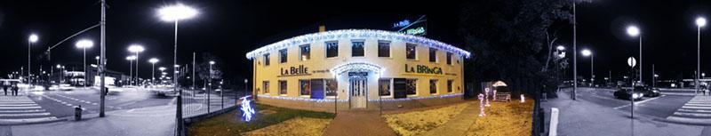 La Belle az ünnep fénye