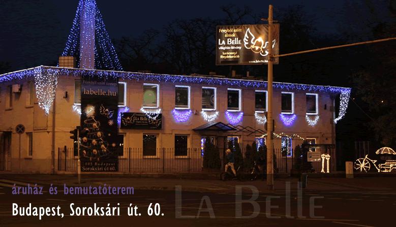 Karácsonyi fények Webáruháza